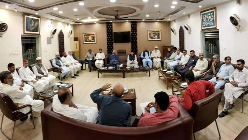 تحریک منہاج القرآن لاہور زون کا اہم اجلاس