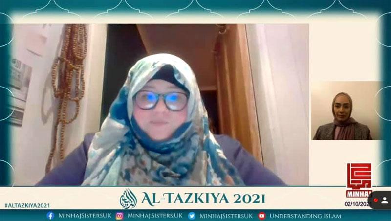 Al-Tazkiya 2021: Interview with Ustadha Khadija Afandi