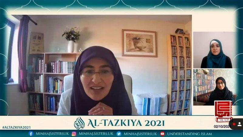Al-Tazkiya 2021: Interview with Dr Aqsa Aziz