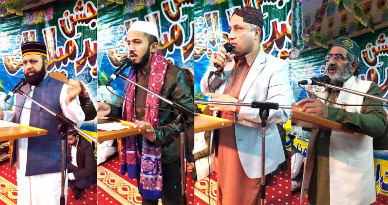 منہاج القرآن انٹرنیشنل یونان کے زیراہتمام سالانہ محفل عید میلاد النبی ﷺ