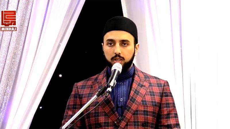 Canada: Shaykh Hammad Mustafa Al Madani Al Qadri addresses Milad-un-Nabi ﷺ Conference