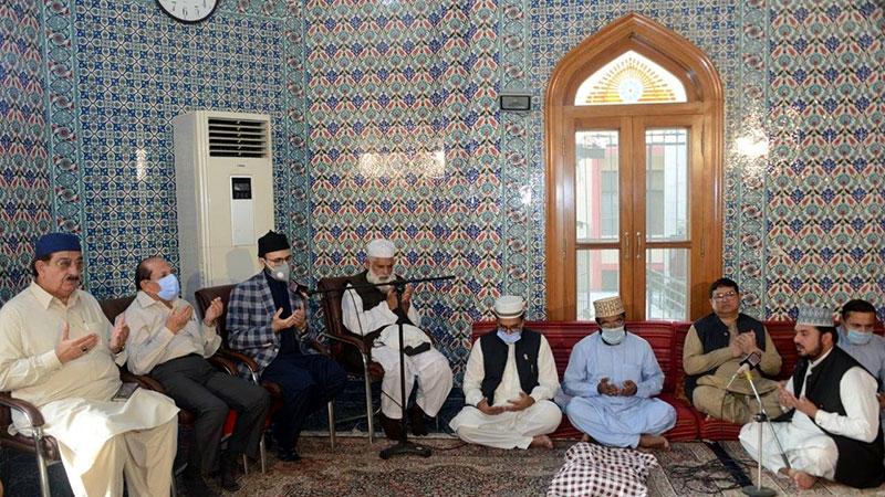بریگیڈیر (ر) اقبال احمد خان کی اہلیہ محترمہ کے ایصال ثواب کیلئے دعائیہ تقریب