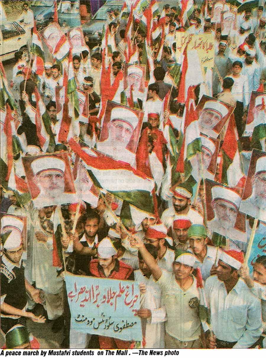 Minhaj-ul-Quran  Print Media Coverage The News Page: 22
