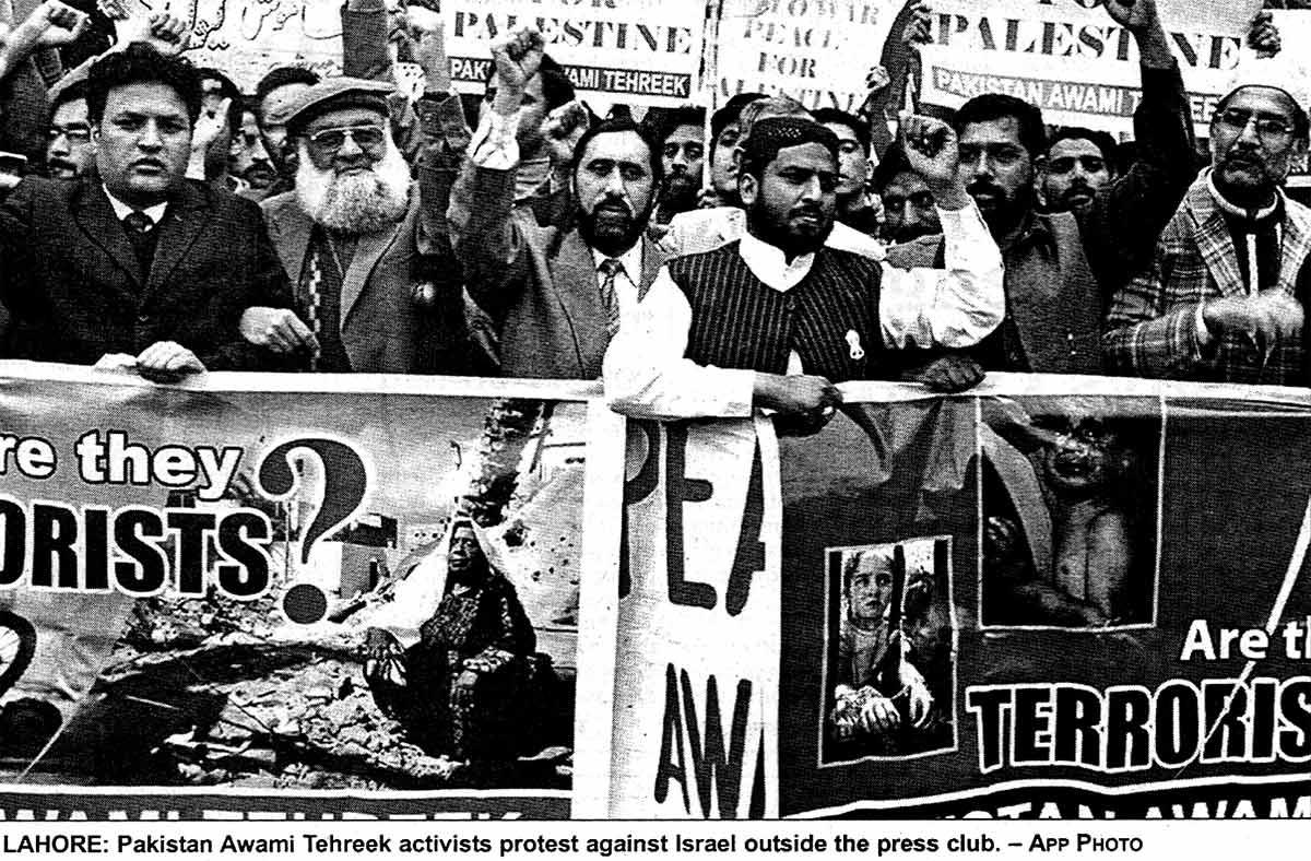 Minhaj-ul-Quran  Print Media CoverageThe Post Page: 2