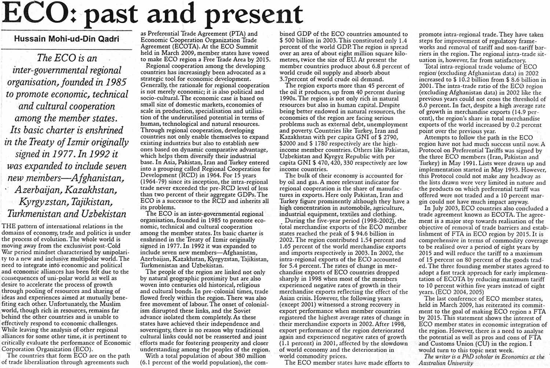 Minhaj-ul-Quran  Print Media CoverageDaily The post