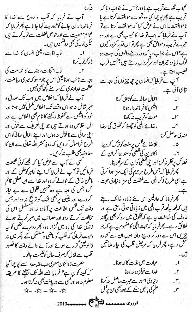 Minhaj-ul-Quran  Print Media CoverageMonthly Raysham