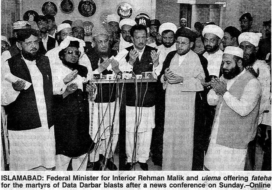 Minhaj-ul-Quran  Print Media Coverage Daily The News Page: 5