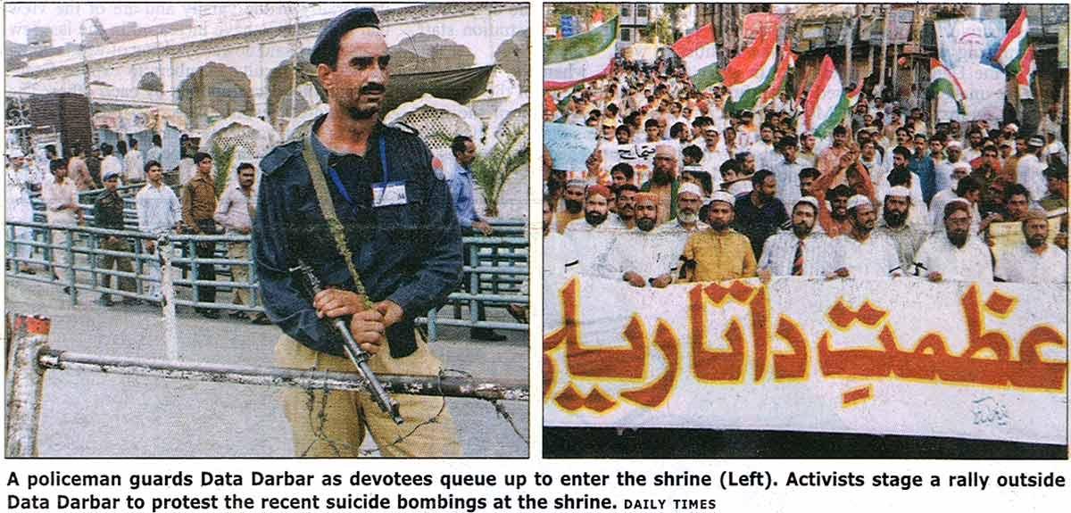 Minhaj-ul-Quran  Print Media Coverage Daily The Times