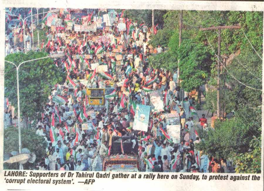 Minhaj-ul-Quran  Print Media CoverageDaily The News Page-2