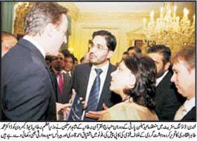Minhaj-ul-Quran  Print Media Coverage Urdu Times UK Front Page